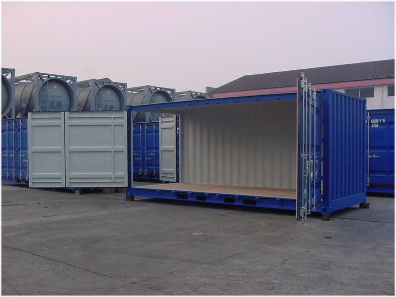 20 foot shipping container best free home design for 20 foot container home